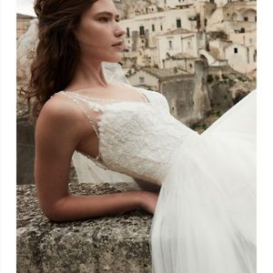 BHLDN Wtoo by Watters Cassia Gown size 0